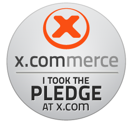 Creatuity Takes the X.commerce Pledge 3