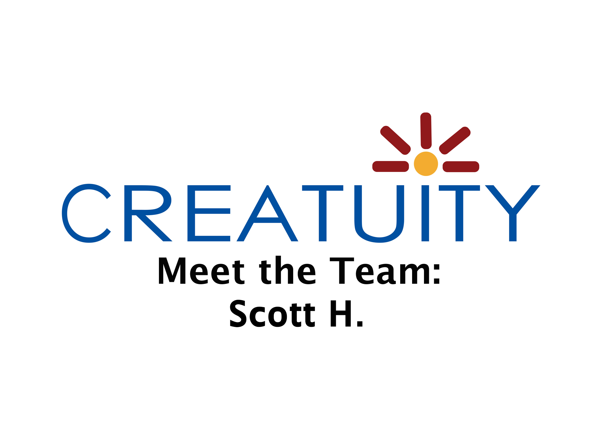 Meet the Team: Scott H. 12