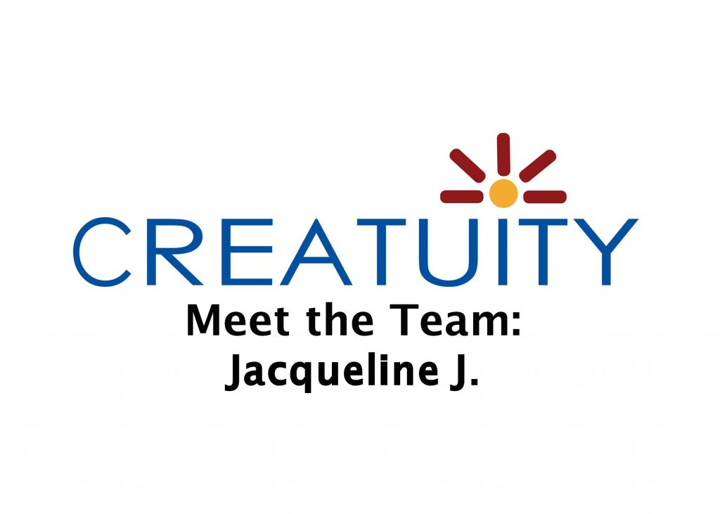 Meet the Team: Jacqueline J. 9
