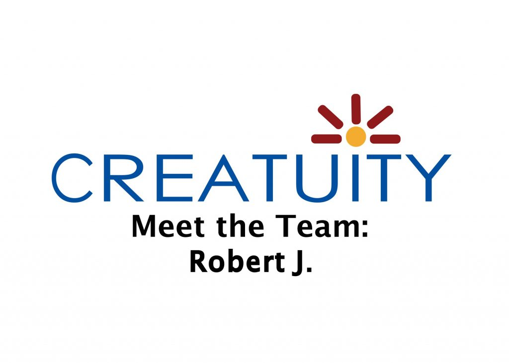 Meet the Team: Robert J. 7