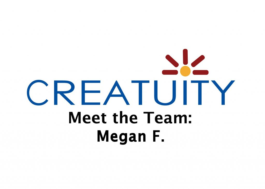 Meet the Team: Megan F. 10
