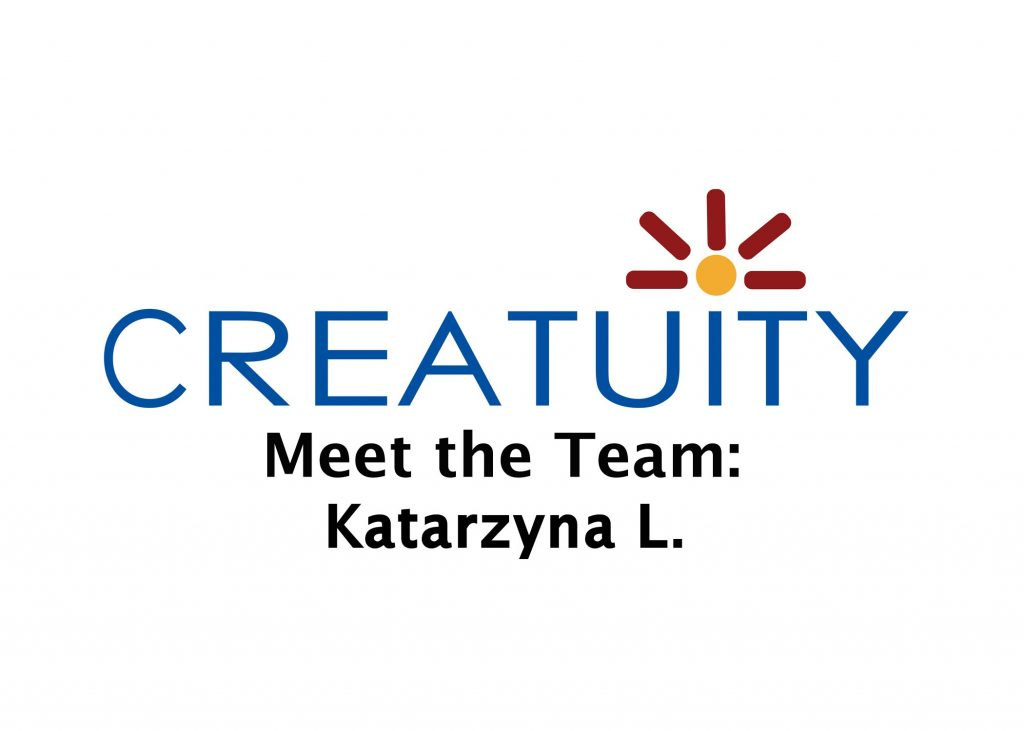 Meet the Team: Katarzyna L. 4