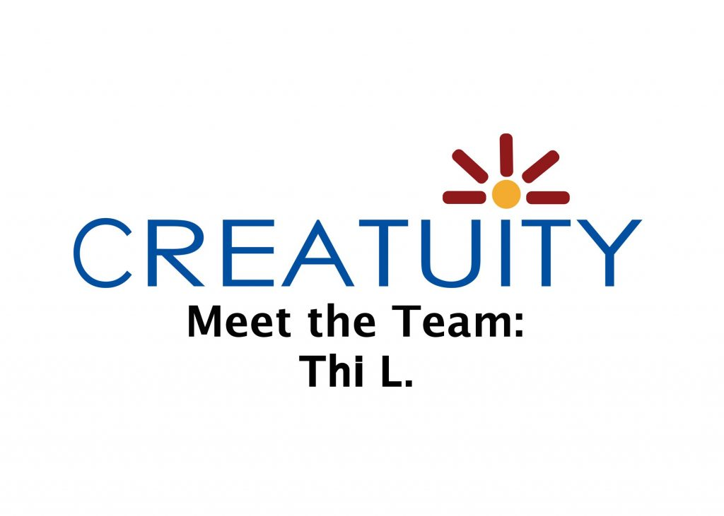 Meet the Team: Thi L. 2