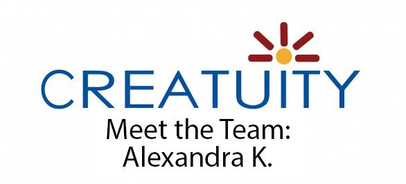 Meet the Team: Alexandra K. 32