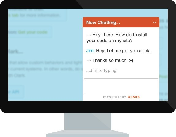 How Olark Live Chat can Increase Sales this Holiday Season 4