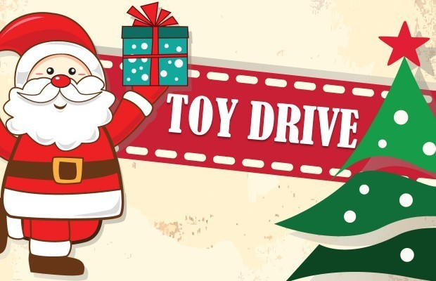 There is Nothing Better than Participating in a Toy Drive!