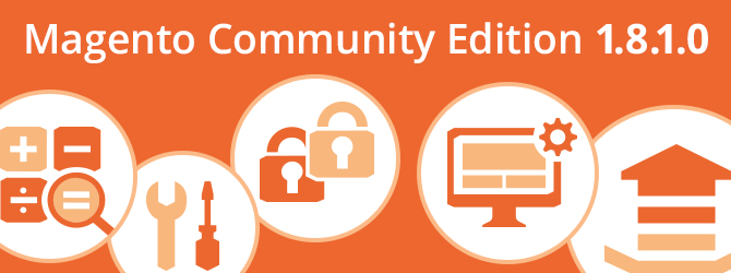 Magento Recently Released Community Edition (CE) 1.8.1 2