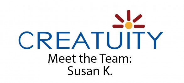 Meet the Team: Susan K. 3