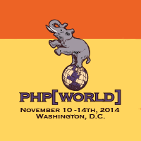 PHP World Presentations and Updates
