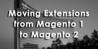 Moving Extensions to Magento 2 Presentation
