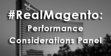 Performance Considerations Panel at Imagine 2015