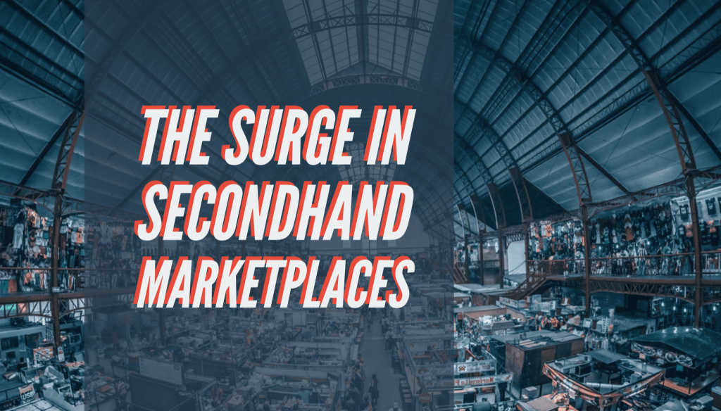 Surge in Secondhand Marketplaces: Framing Effects on Ecommerce