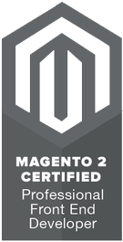 Magento 2 Professional FrontEnd Developer