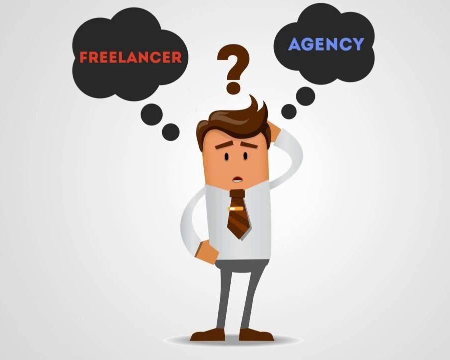 Agency vs. Freelancer: Who Should You Hire