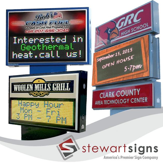 Outdoor Signs America 2